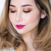 fotd: fuchsia lips