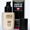 review: make up for ever water blend