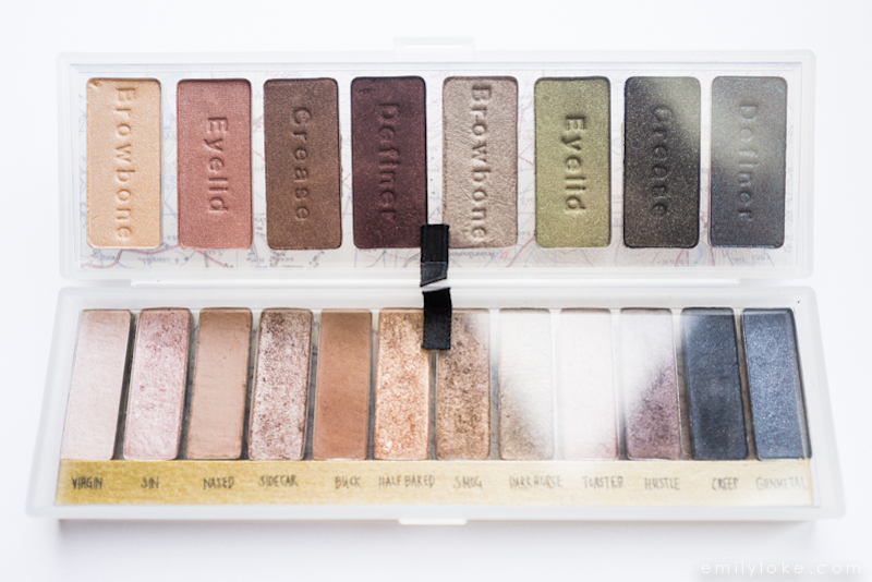 custom eyeshadow palette 9
