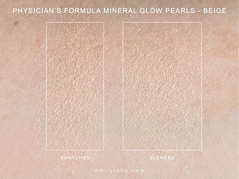 physician's formula beige pearl 5