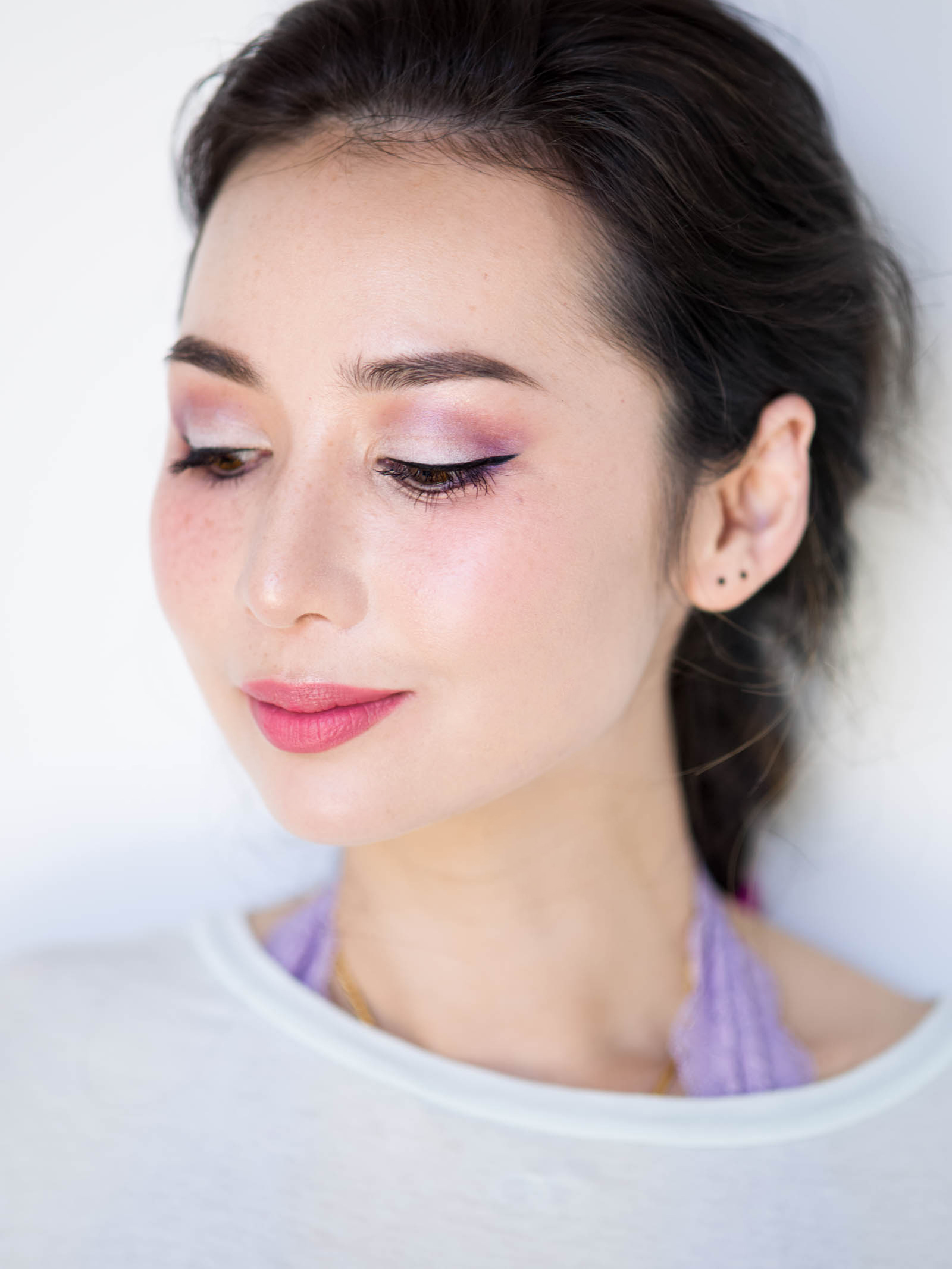 Pastel Easter Makeup 2