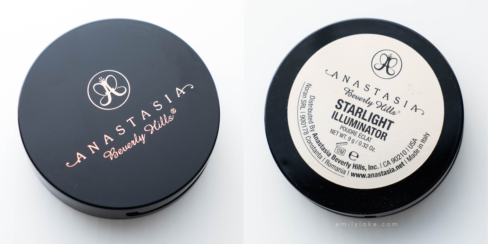 Anastasia Beverly Hills Starlight 3