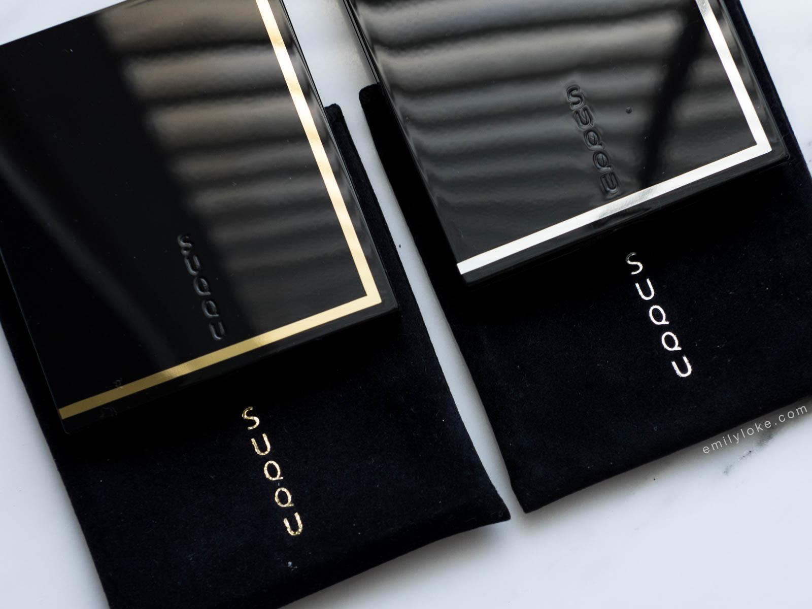 SUQQU Eye and Cheek Colour Compact EX-01 EX-02 1