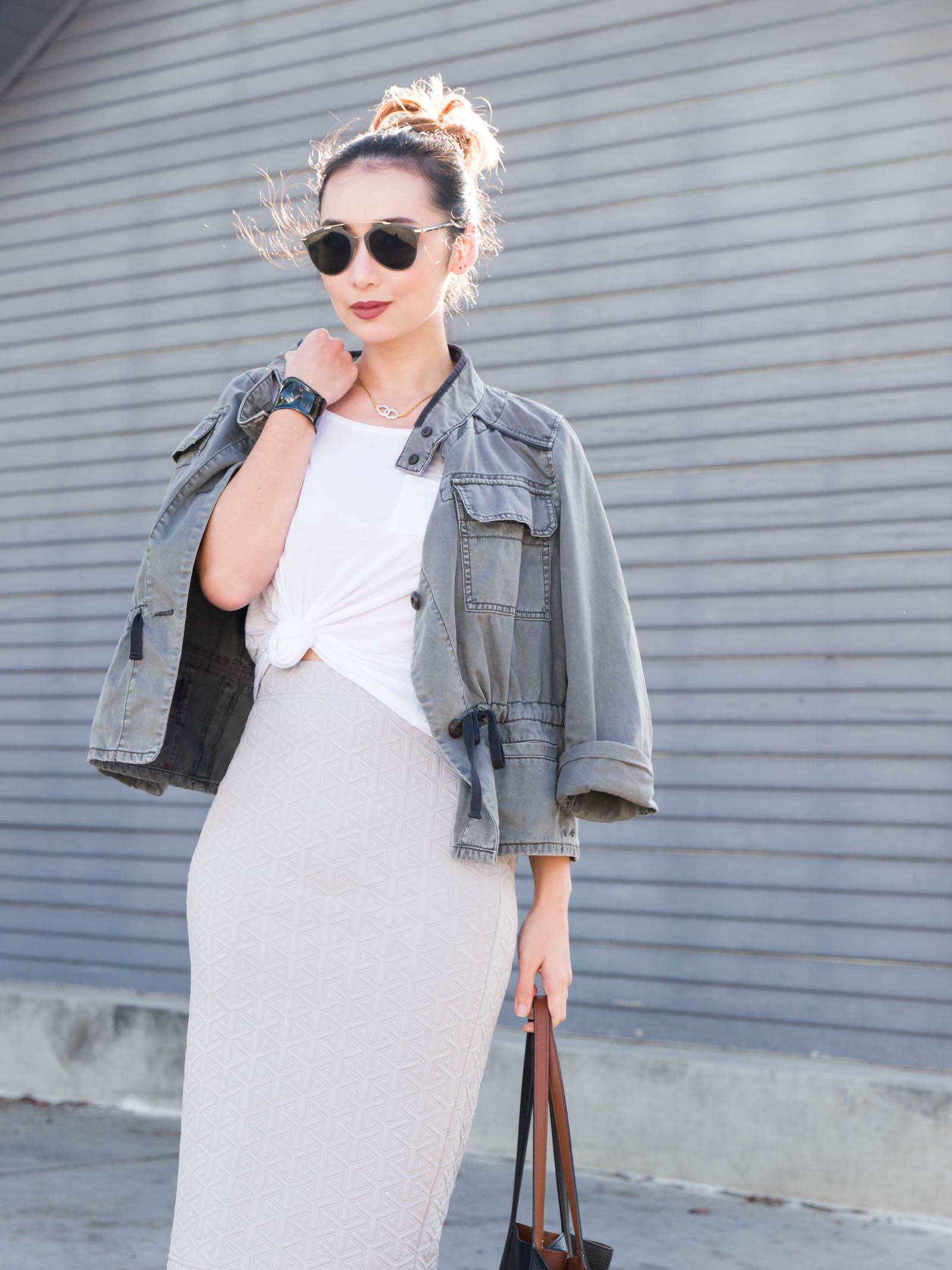 Casual Pencil Skirt4