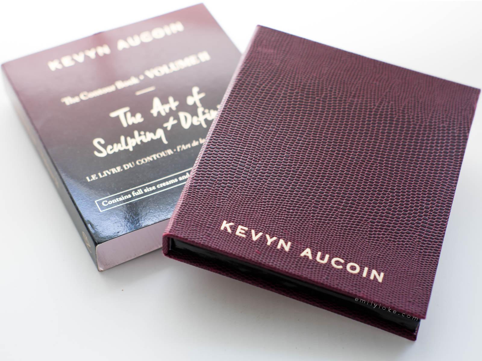 Kevyn Aucoin Contour Book 1