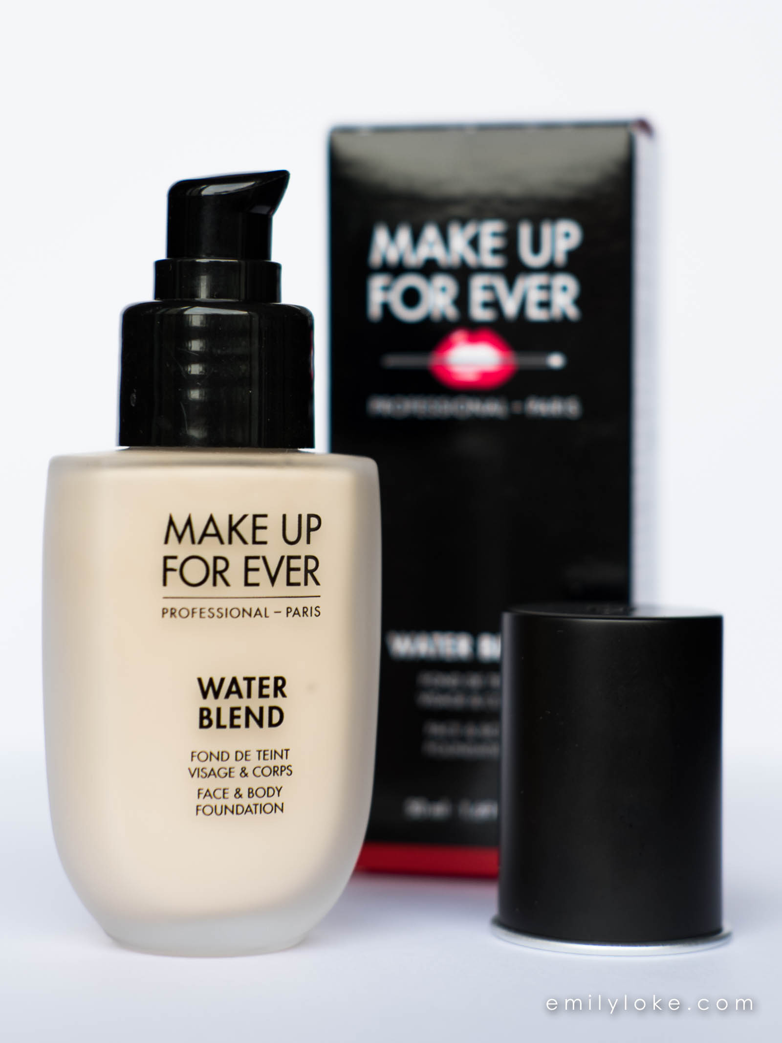 Make Up For Ever Water Blend Foundation Review-4