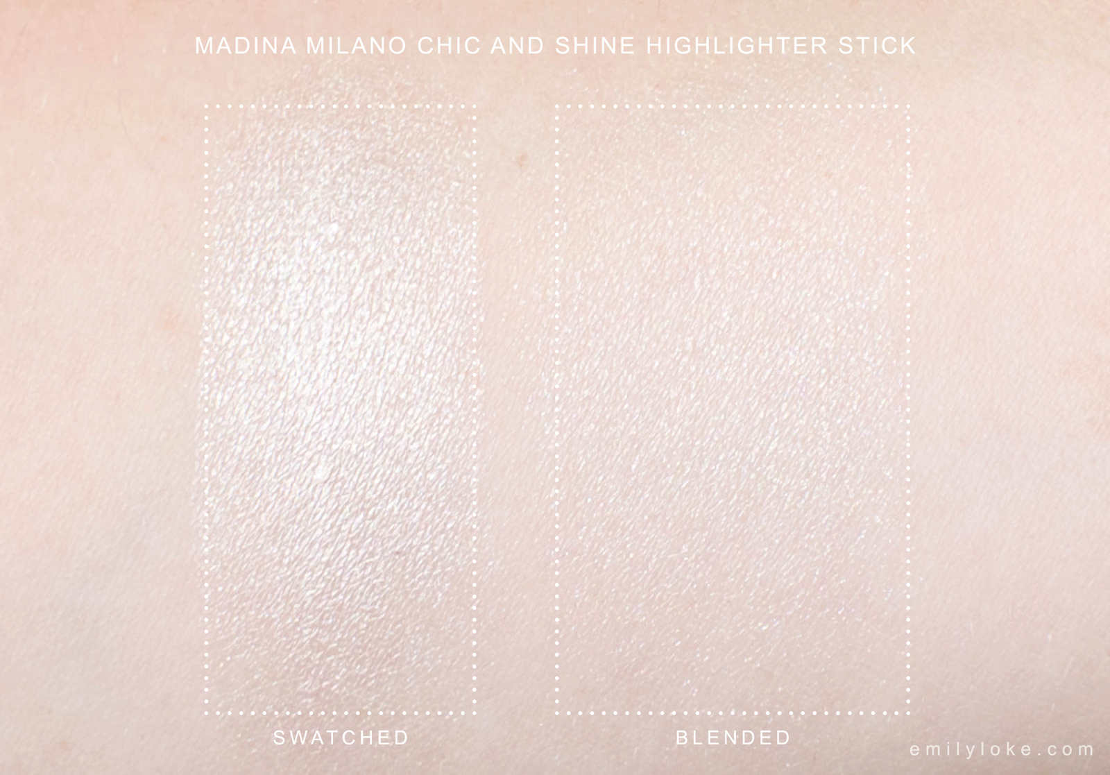 madina milano chic and shine stick 08