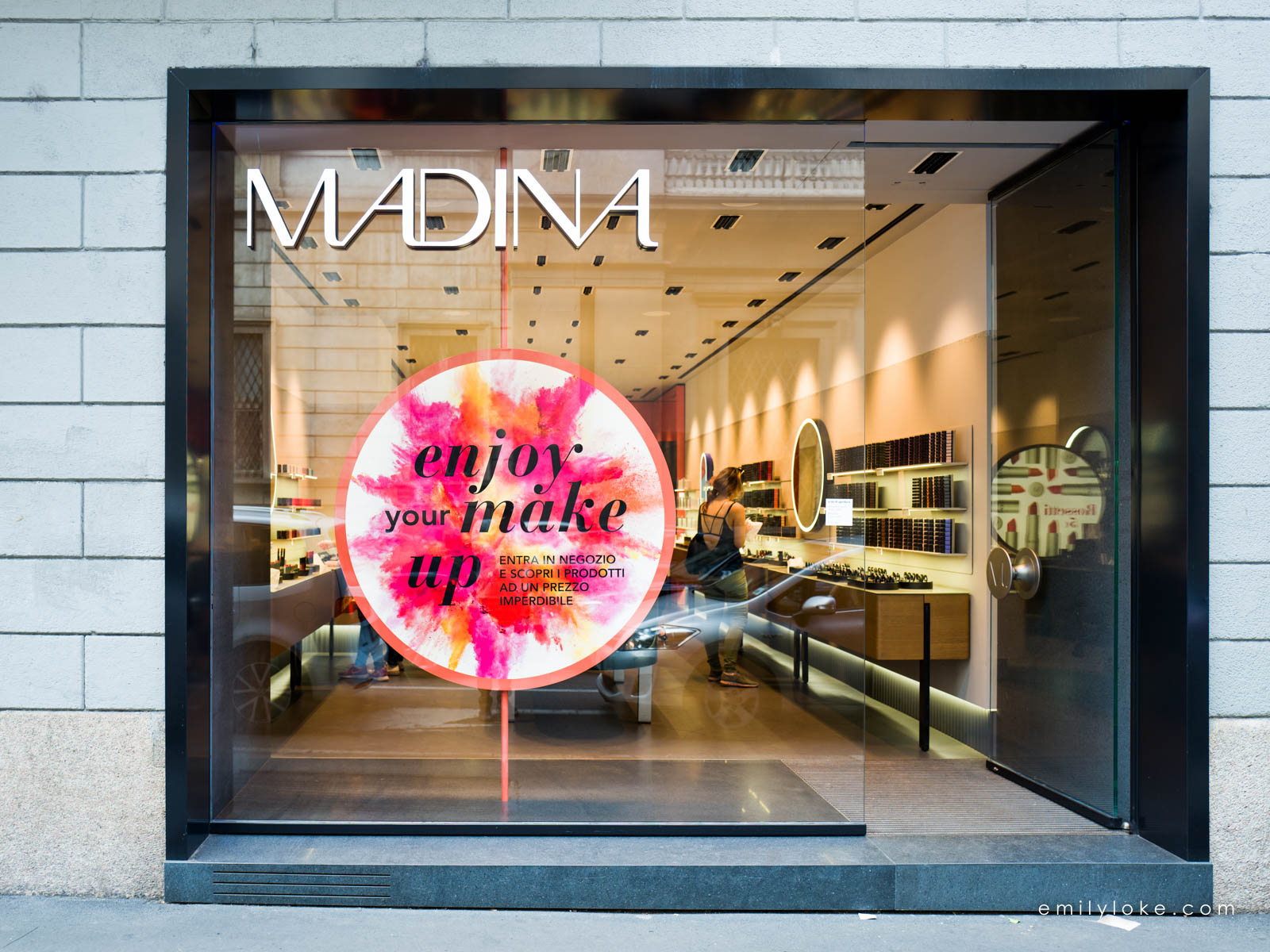 madina milano chic and shine stick 1