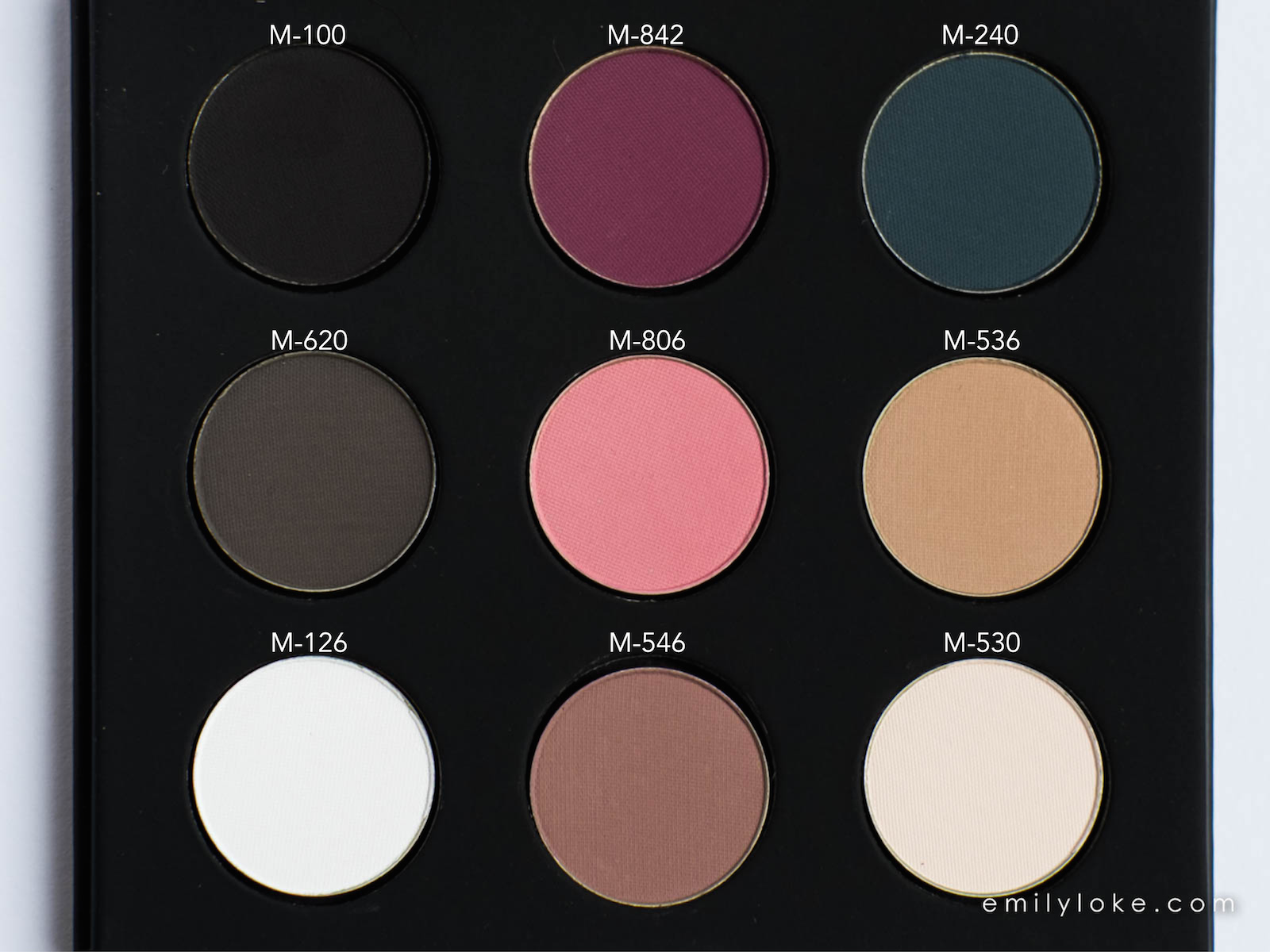 Make Up For Ever Artist 4 Palette 3