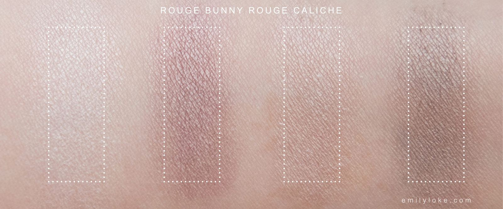 RBR Caliche Swatches