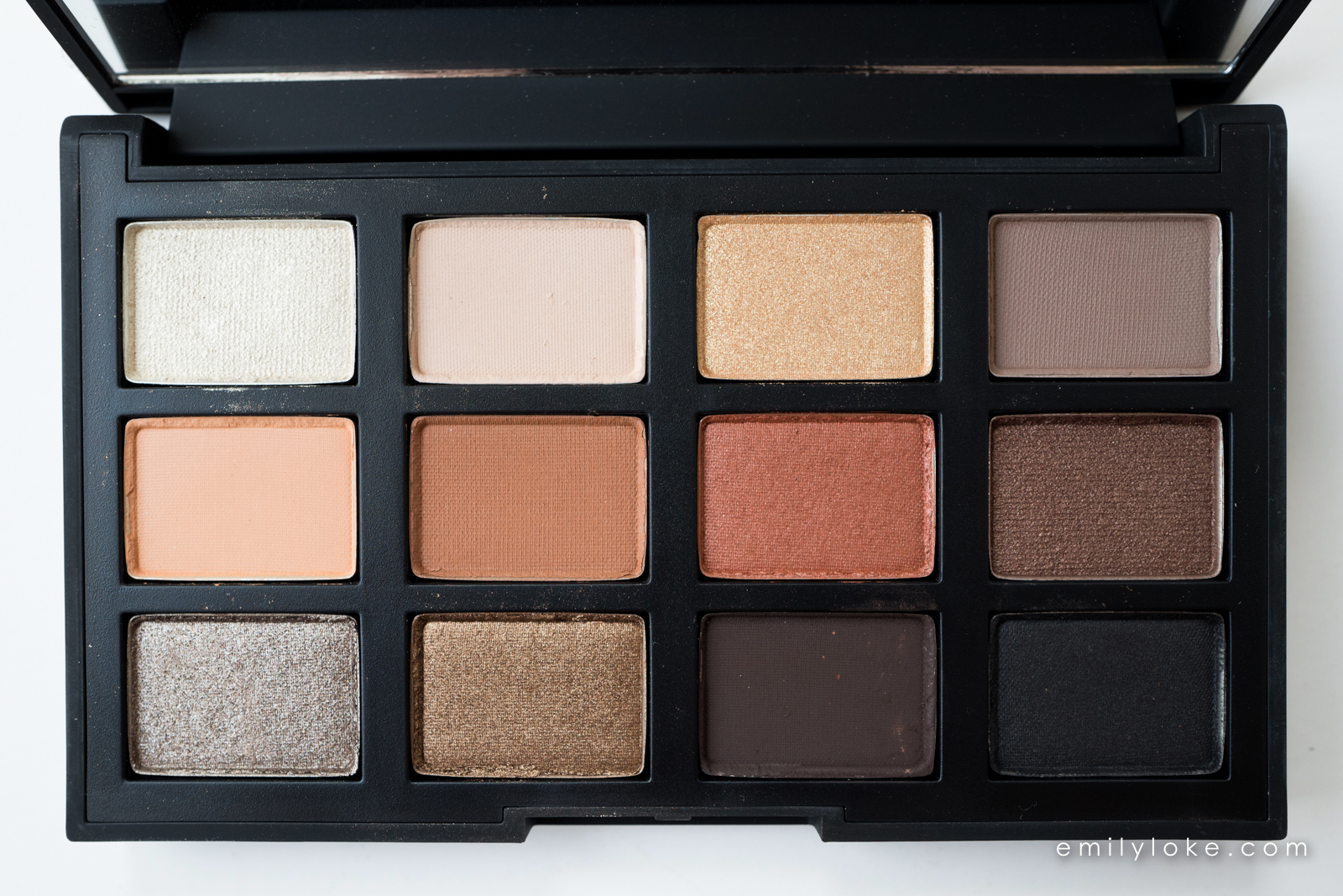 NARS Loaded Palette 1