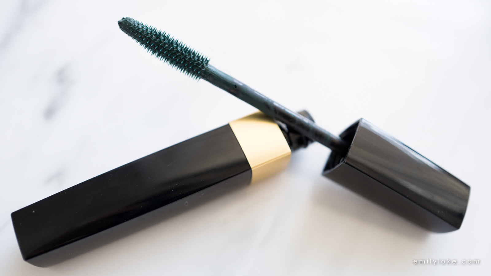 Chanel Inimitable Mascara Vert Profund