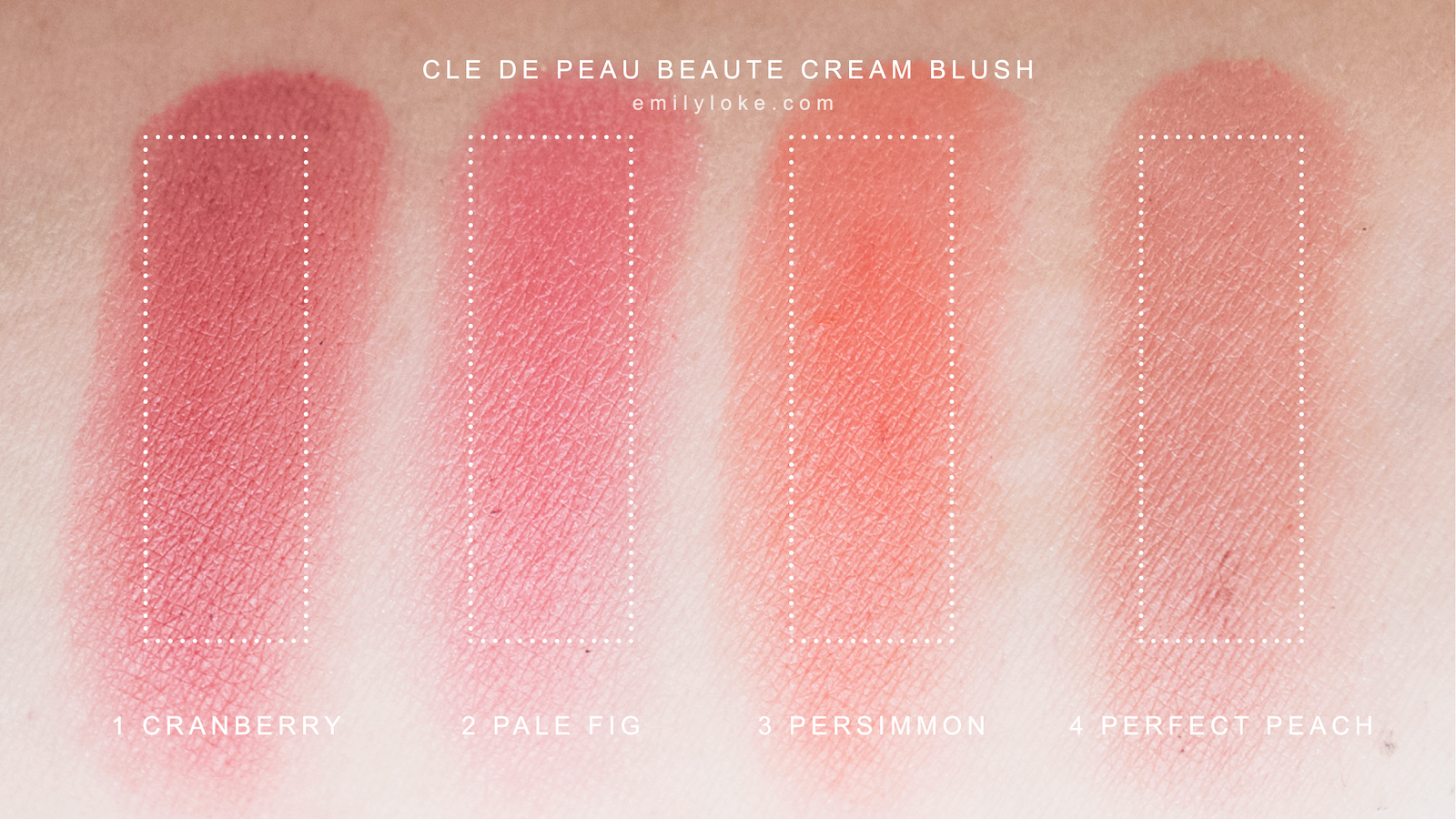 cle de peau cream blush 2