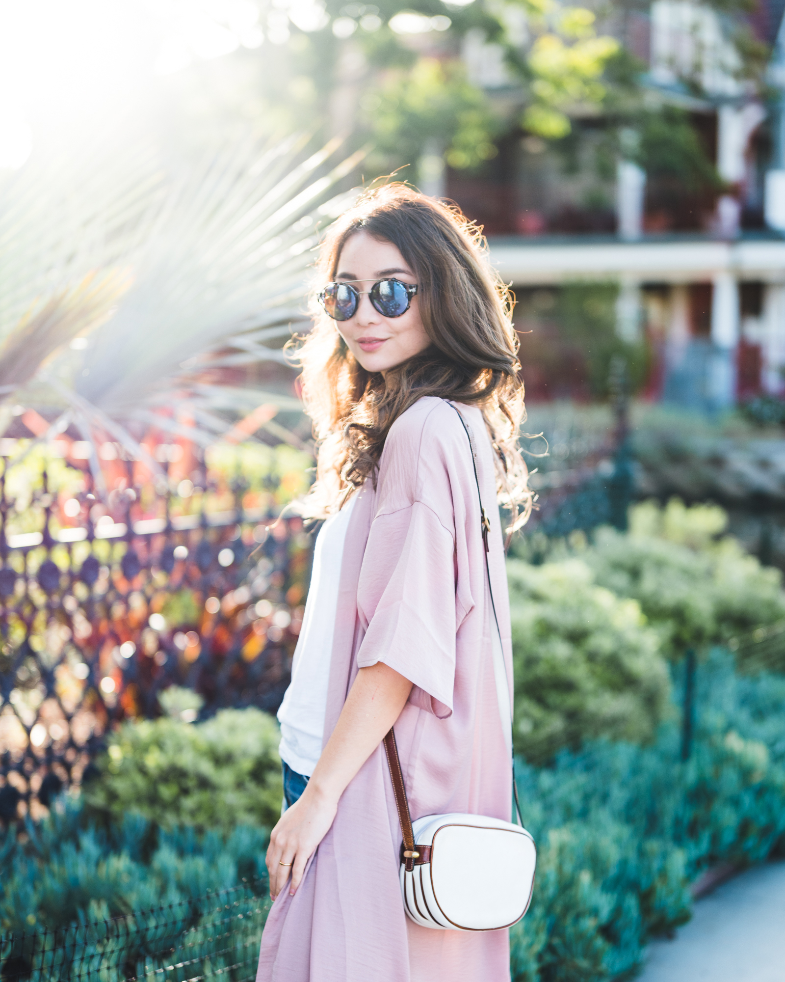 pink kimono outfit 3