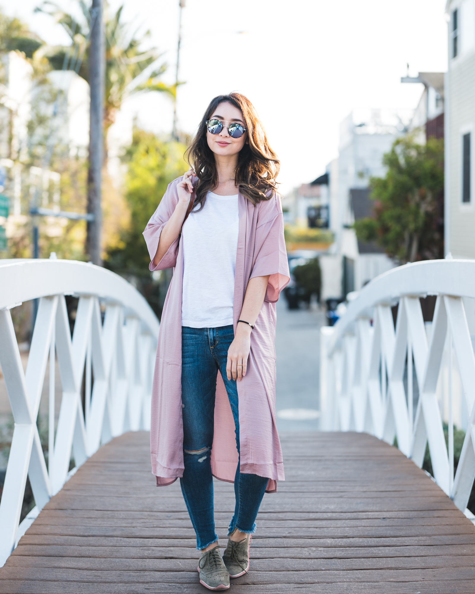 pink kimono outfit 5