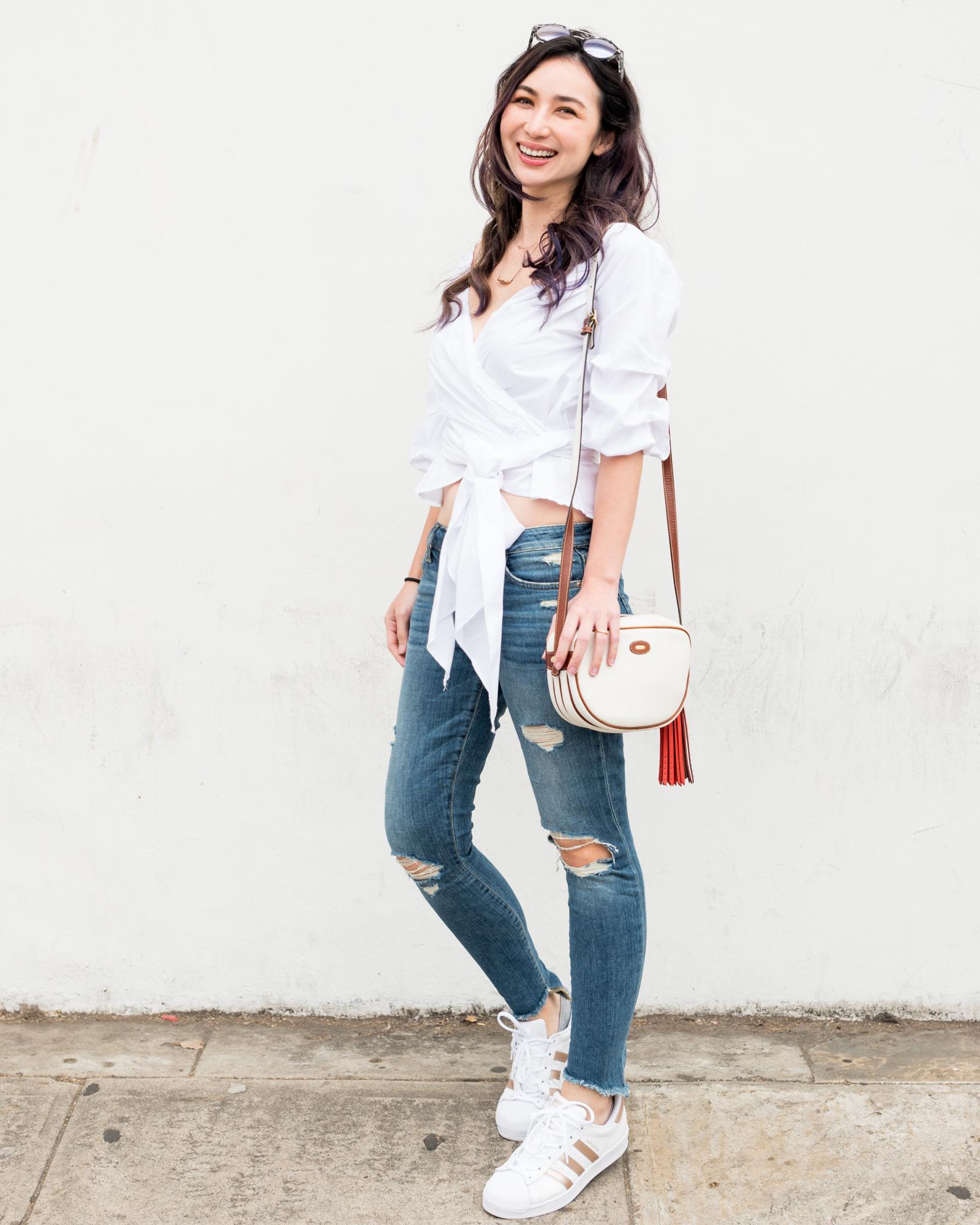 wrap blouse 3
