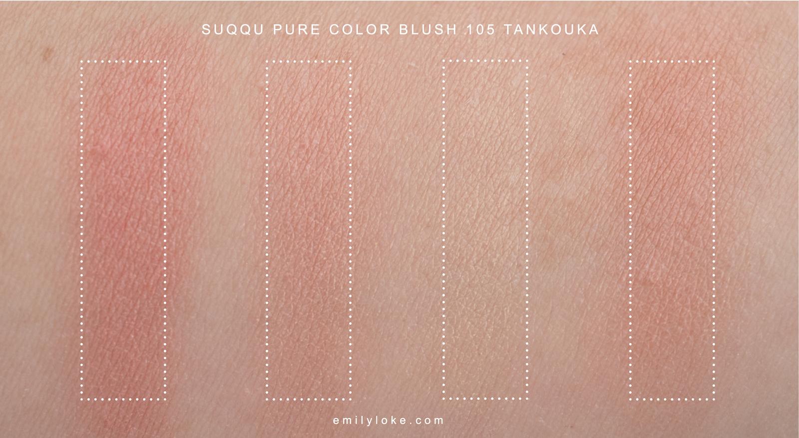 Suqqu Blush 105 Tankouka