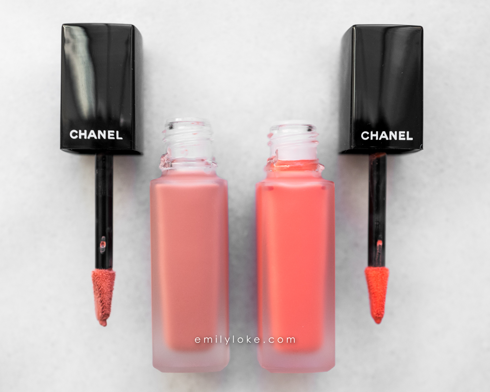 chanel lost highway allure ink