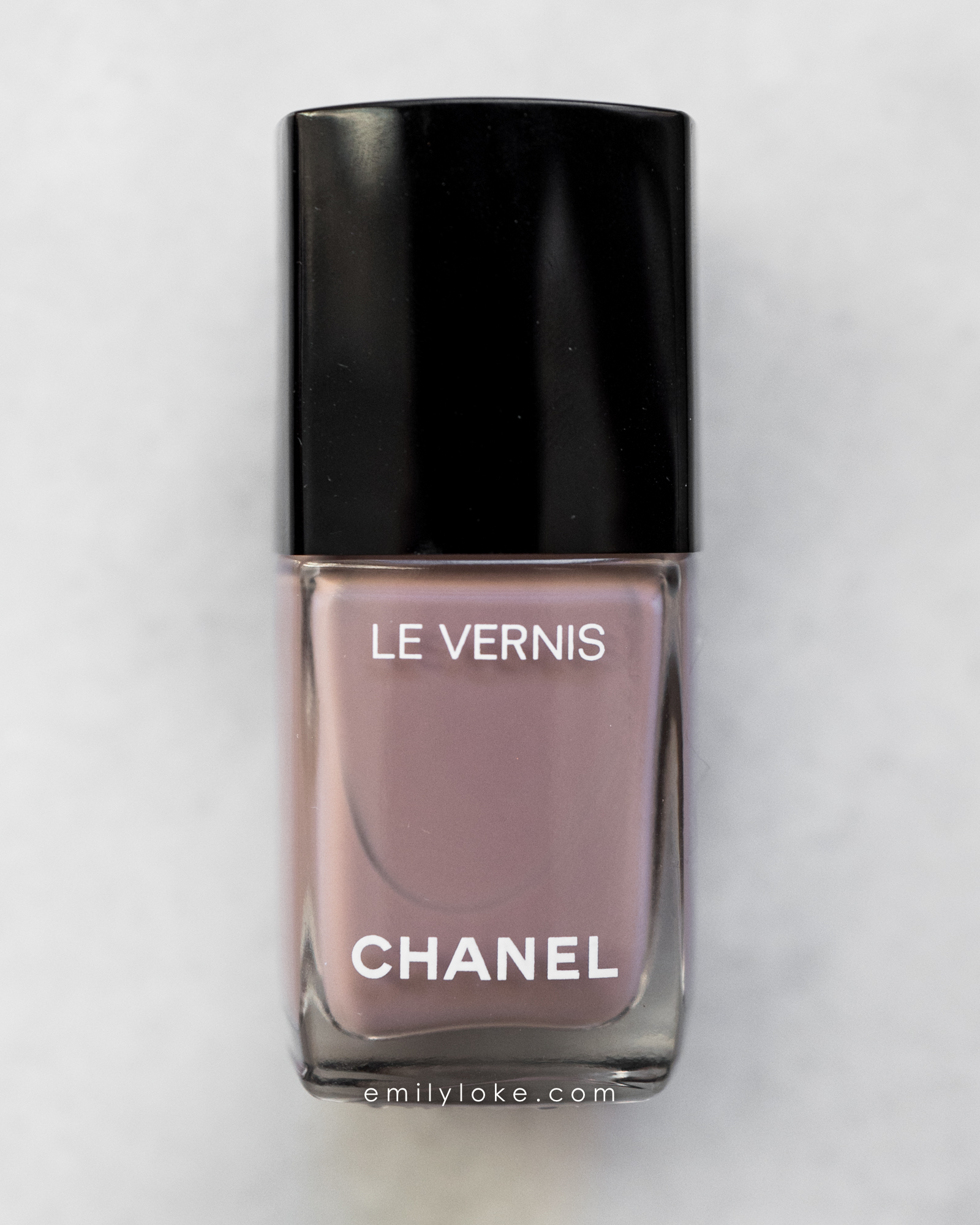chanel new dawn nail polish
