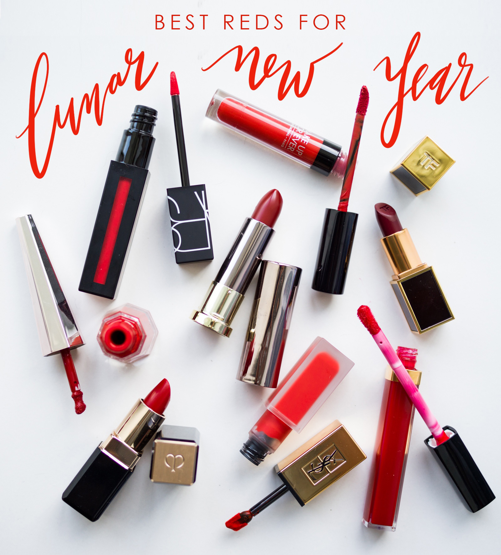 Best Red Lipstick for Chinese New Year