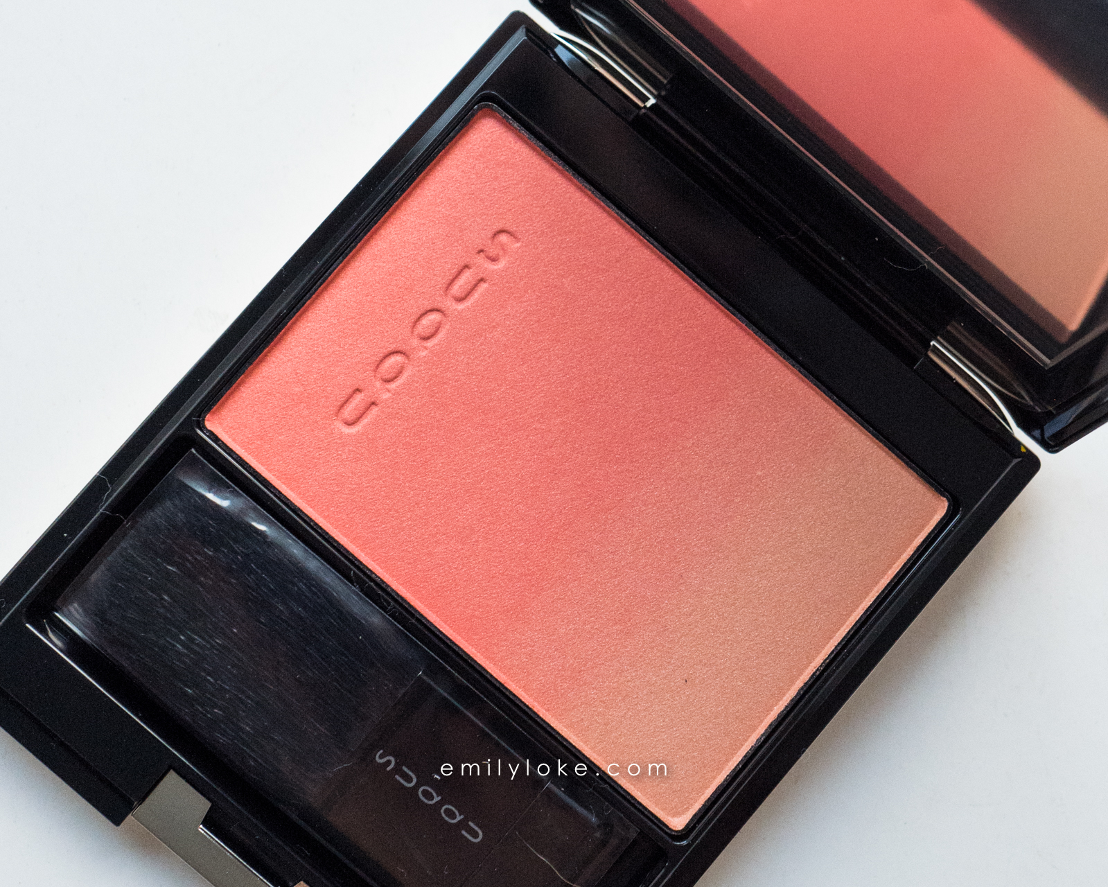 SUQQU pure colour blush 08 Momodaidai 2