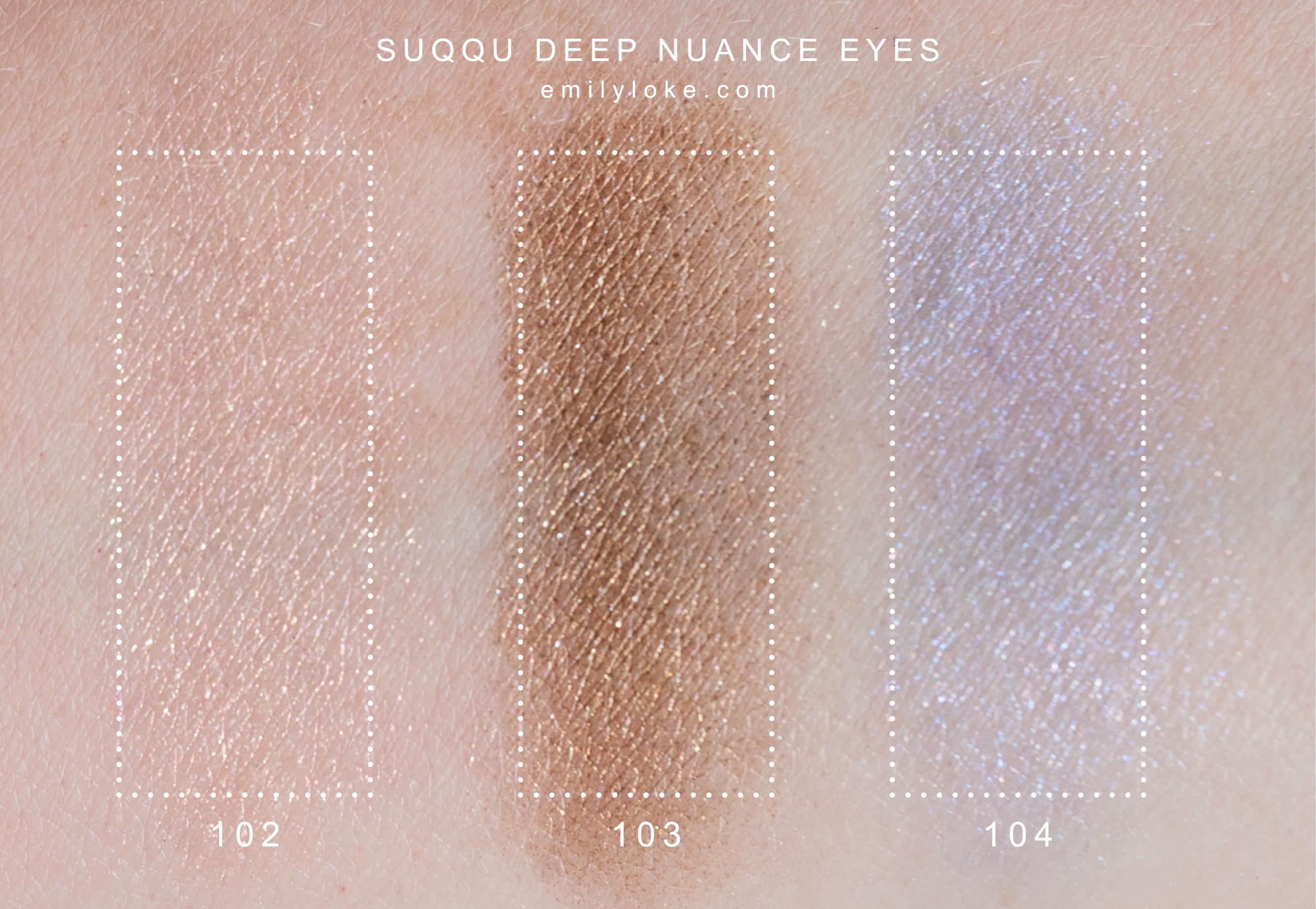 suqqu deep nuance eyes