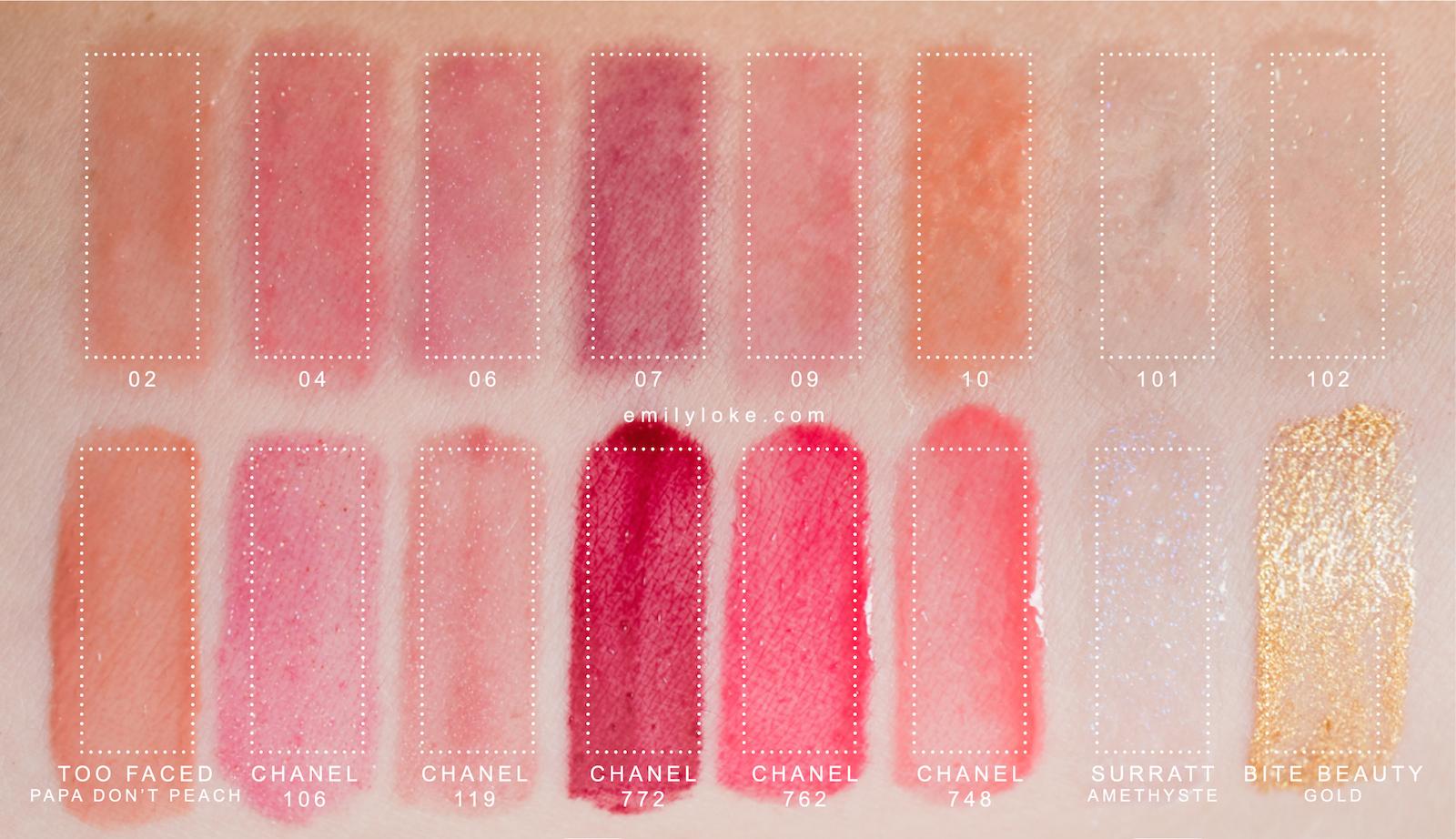suqqu flawlessl lip gloss2